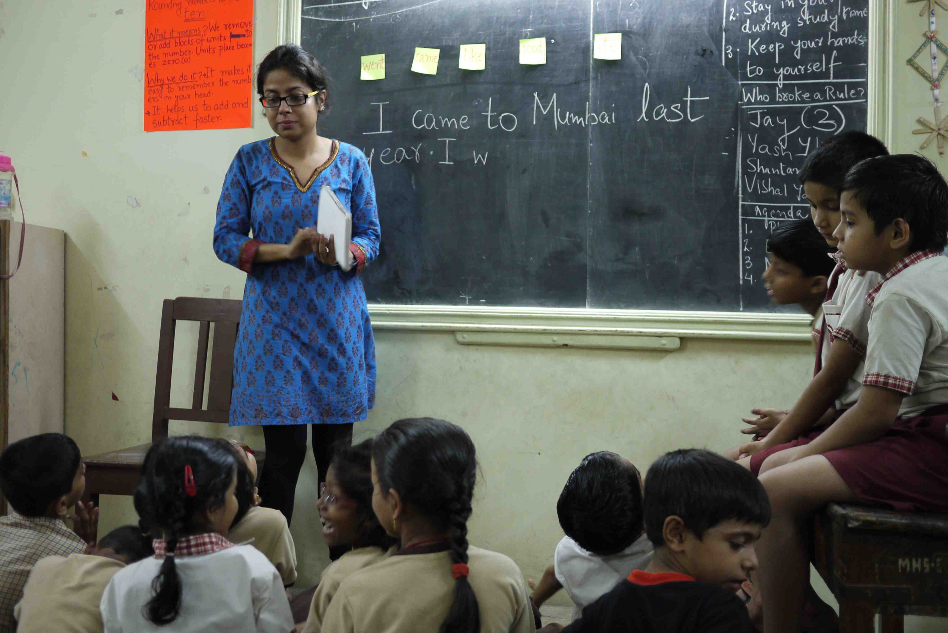 The Dominican Teach for India Program | Dominican University Blog ...